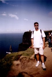 FA on the cliff of the Moher